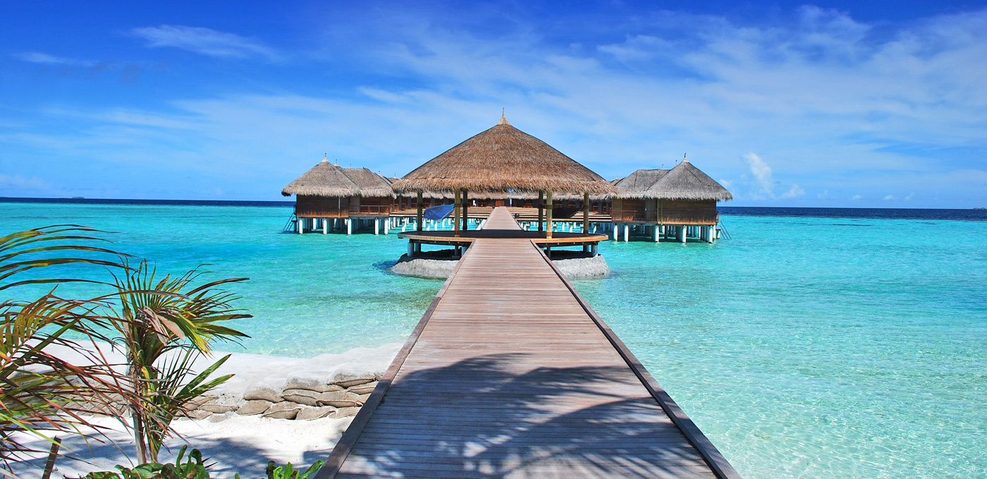 Hotels with private pool Maldives