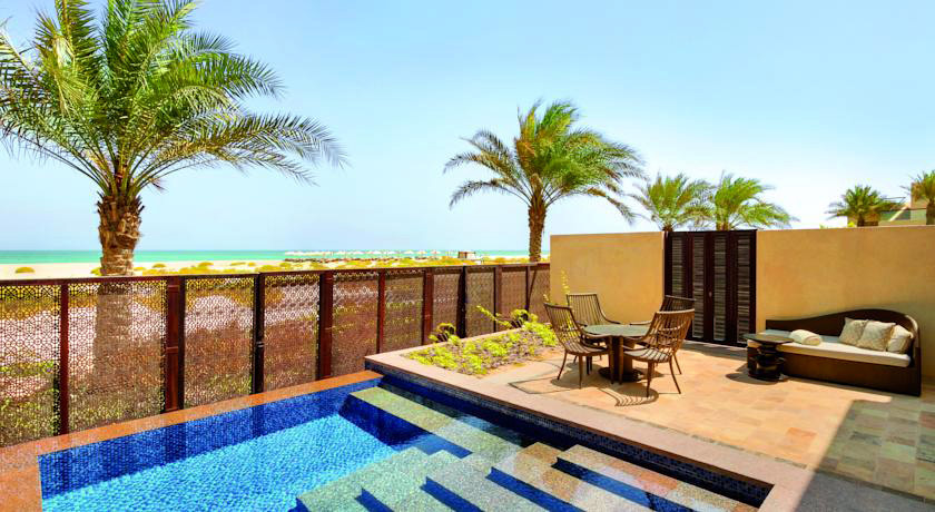 Hotel with private pool - Park Hyatt Abu Dhabi Hotel and Villas