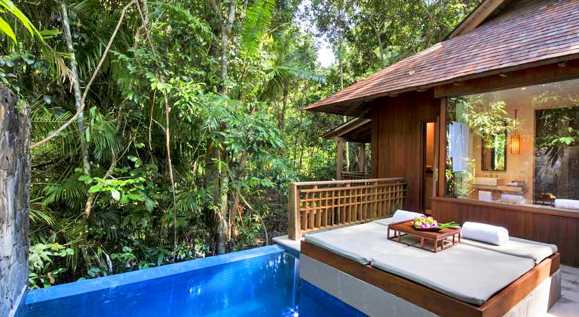 Hotel with private pool - The Datai Langkawi