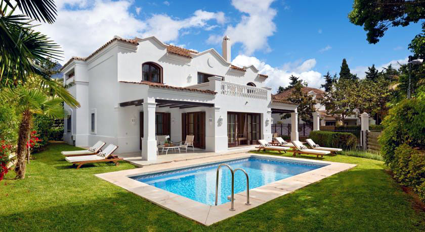 Hotel with private pool - Marbella Club Villas, Golf Resort & Spa