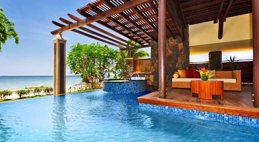 Hotel with private pool - Angsana Balaclava Mauritius