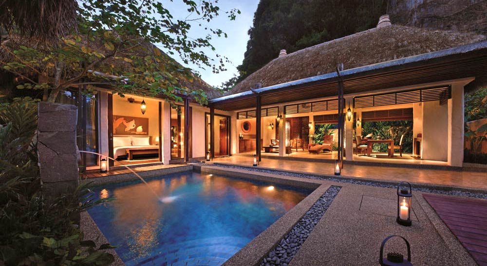 Luxury Hotel With Private Pool Villas The Banjaran Hotsprings Retreat Perak