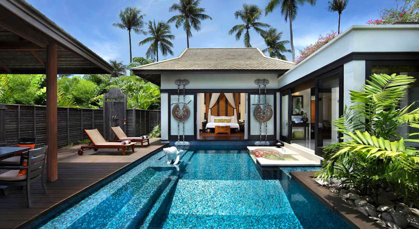 Luxury hotel with private pool villas anantara phuket villa thailand - Villa de luxe phuket kplusk ...