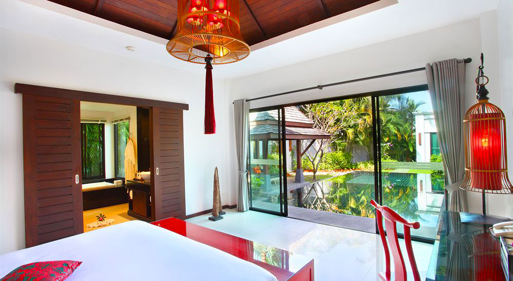 Hotel with private pool - The Bell Pool Villa Resort Phuket