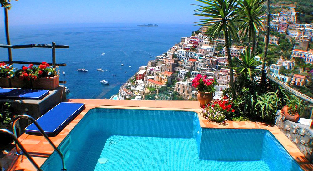Hotel with private pool - Villa Fiorentino