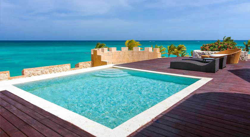 Hotel with private pool - Sanctuary Cap Cana by Alsol