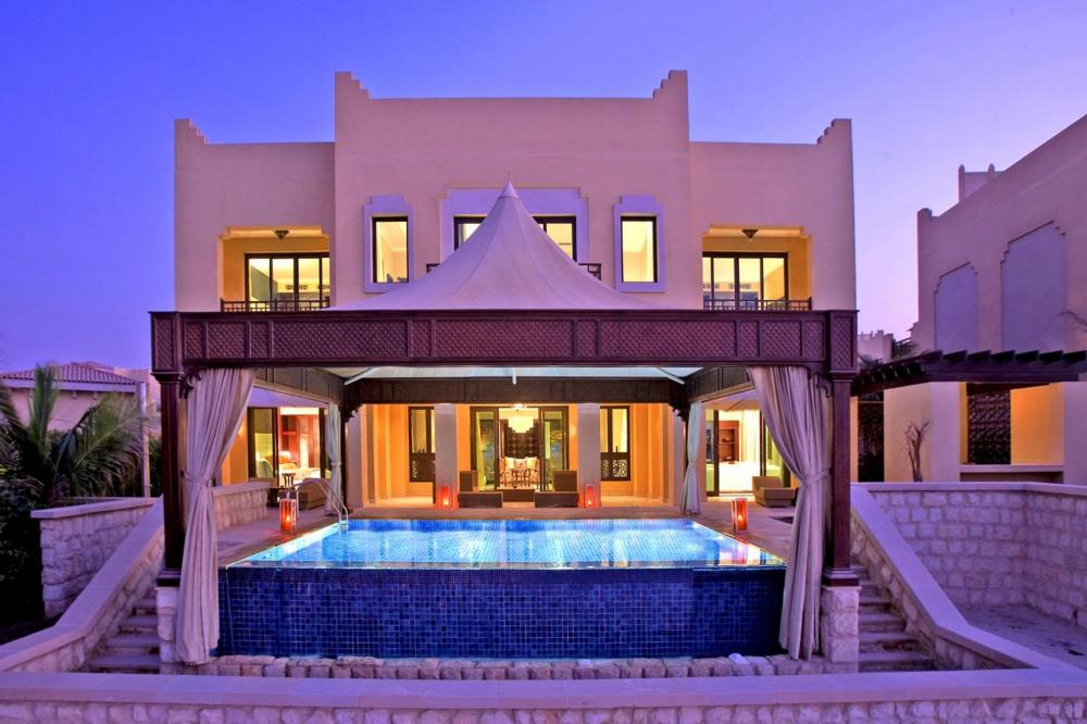 Hotel with private pool - Shangri-La Hotel, Qaryat Al Beri