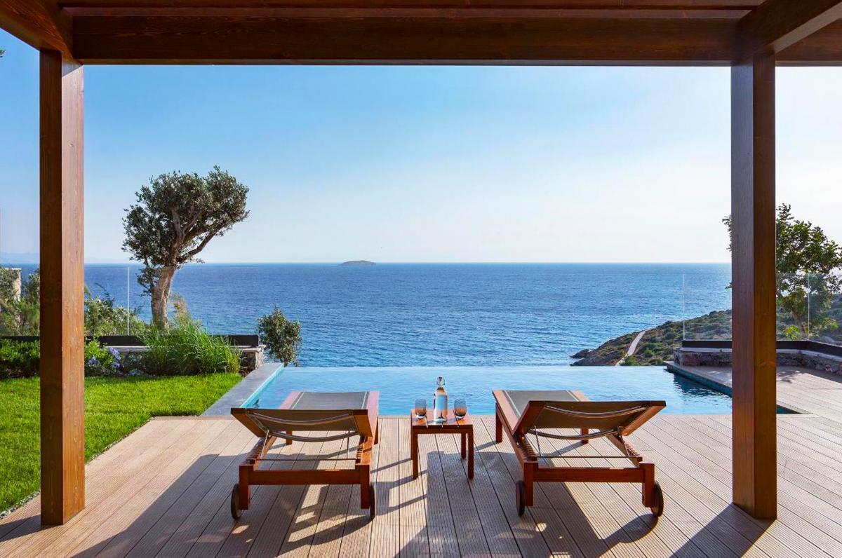 Hotel with private pool - Six Senses Kaplankaya