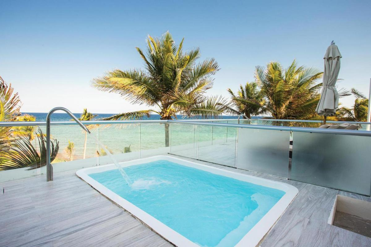 Hotel with private pool - Sunscape Akumal Beach Resort & Spa