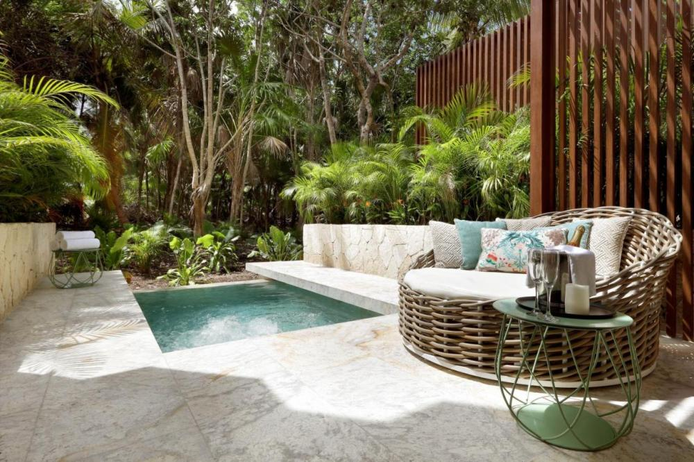 Hotel with private pool - TRS Yucatan Hotel - Adults Only