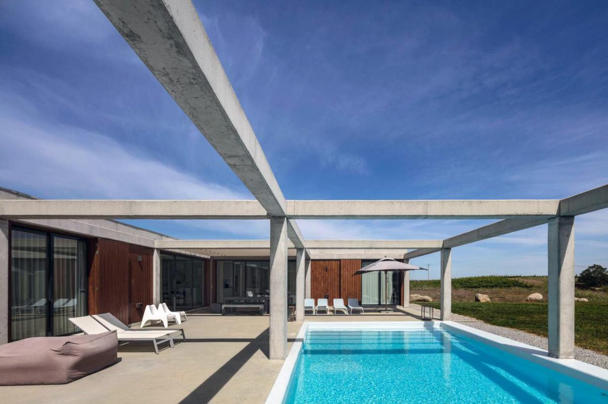 Hotel with private pool - L'AND Vineyards