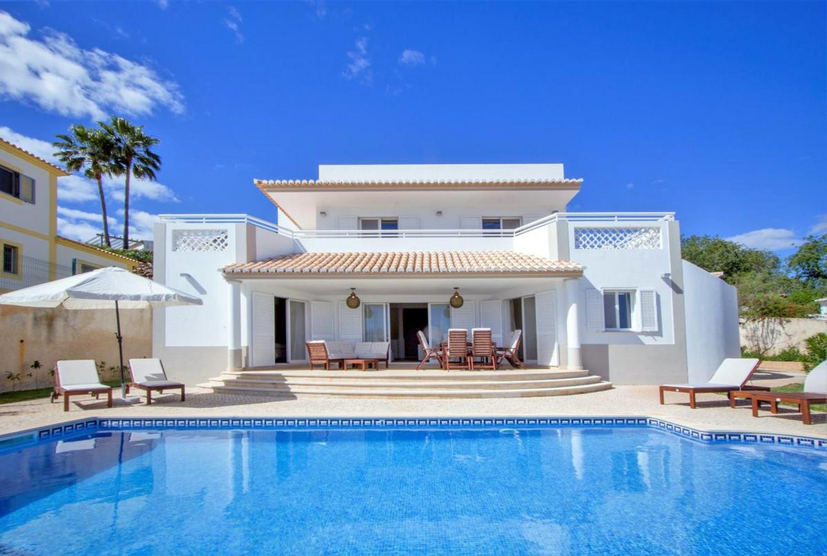 Hotel with private pool - Clube Albufeira Garden Village