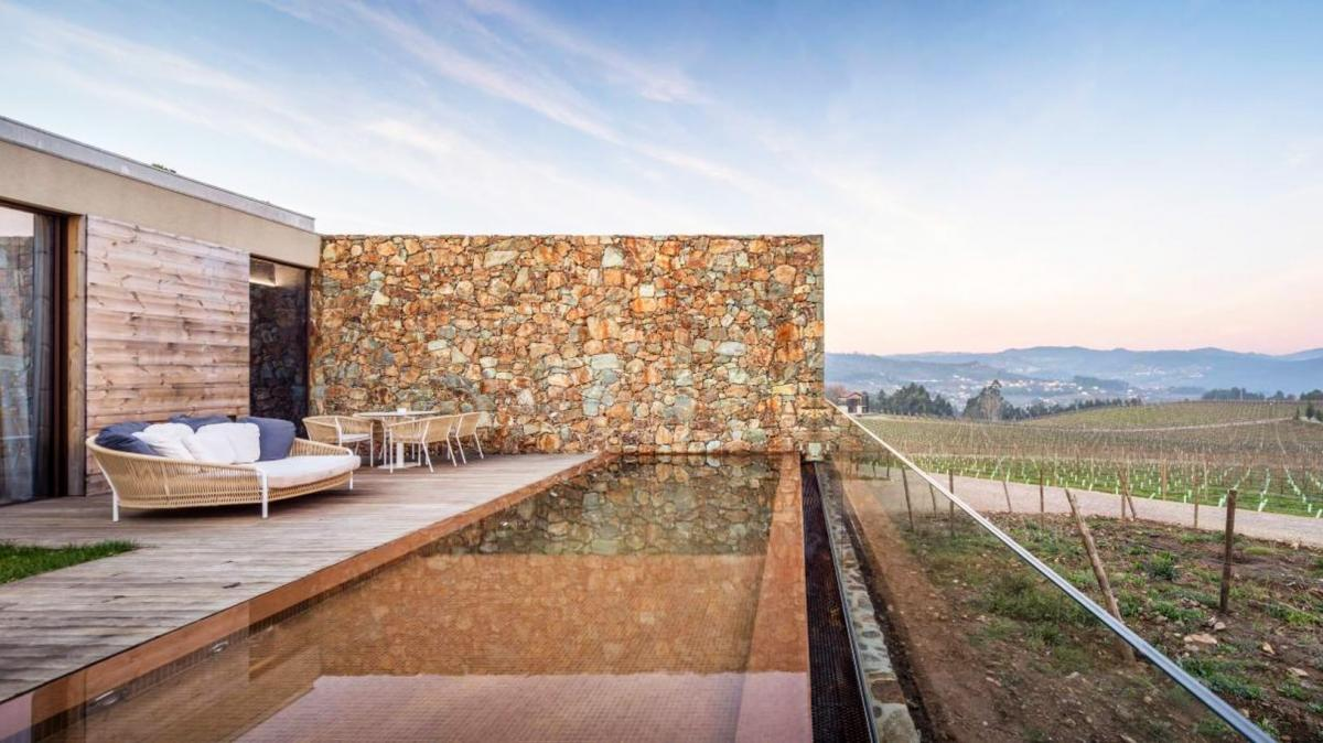 Hotel with private pool - Monverde - Wine Experience Hotel
