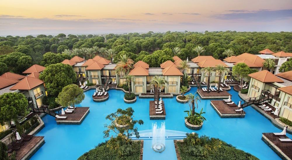 Luxury Hotel With Private Pool Villas Amp Suites Ic Hotels