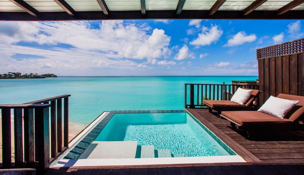 Hotel with private pool - Cocos Hotel Antigua - All Inclusive - Adults Only