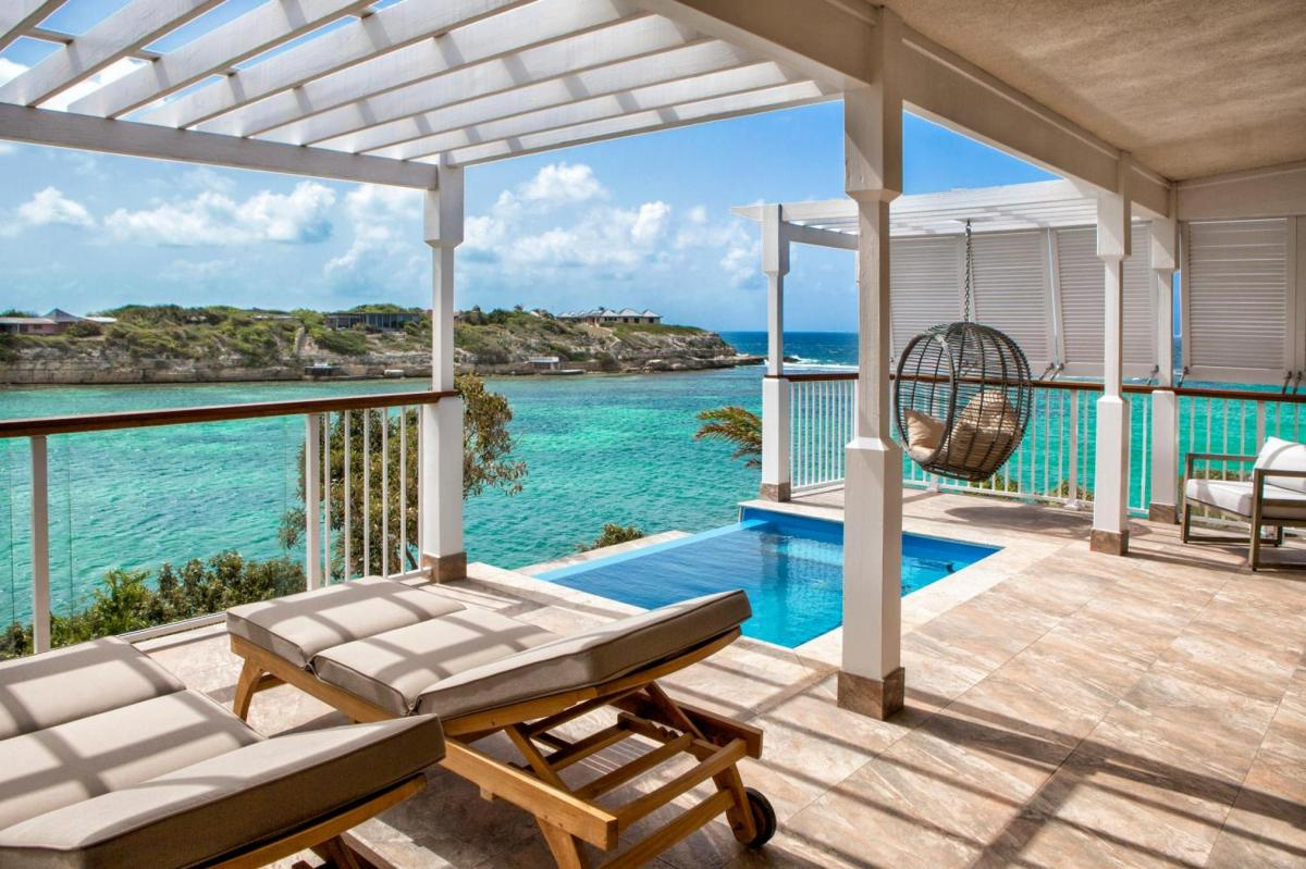 Hotel with private pool - Hammock Cove Antigua - All Inclusive - Adults Only