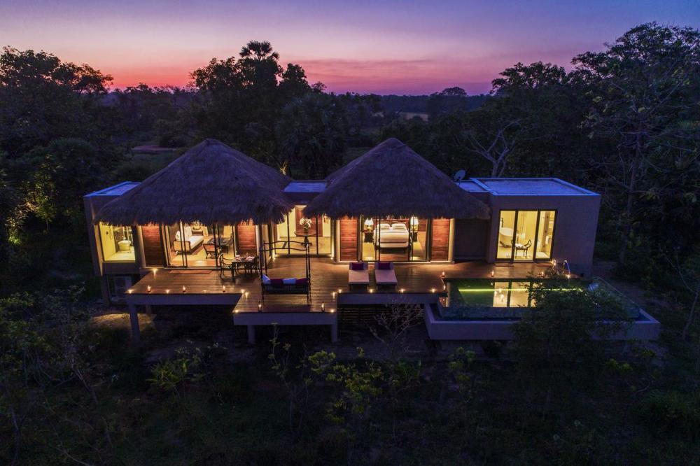 Hotel with private pool - Uga Ulagalla
