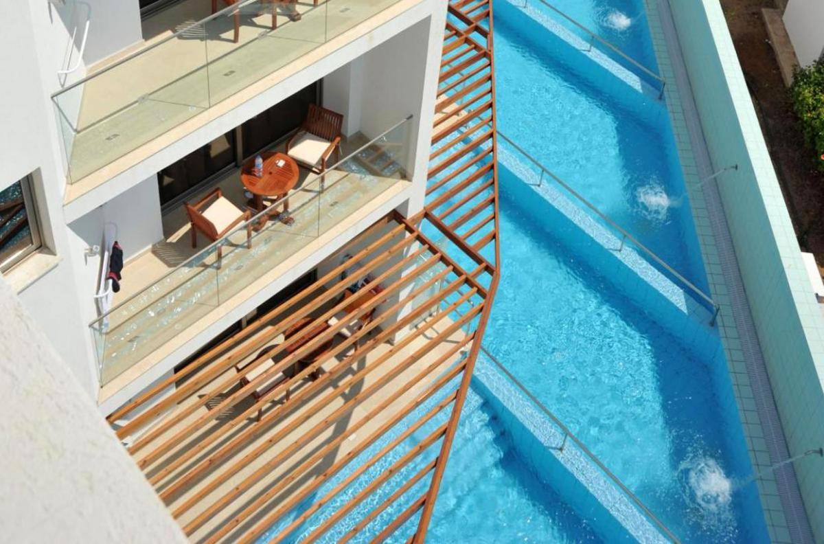 Hotel with private pool - Adams Beach Hotel & Spa Deluxe Wing - Adults Only