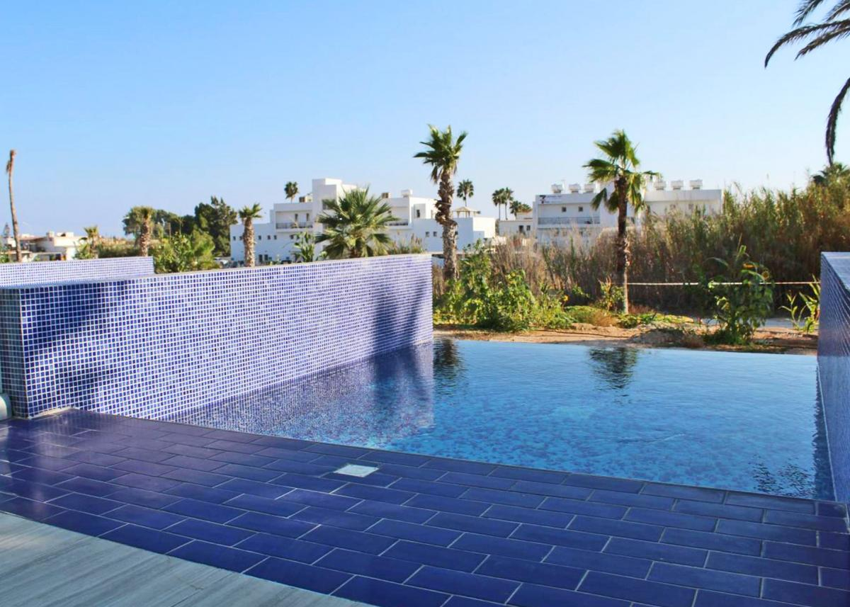 Hotel with private pool - Fedrania Gardens Hotel