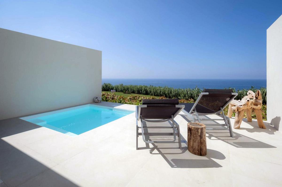 Hotel with private pool - Sul Villas & Spa - Azores