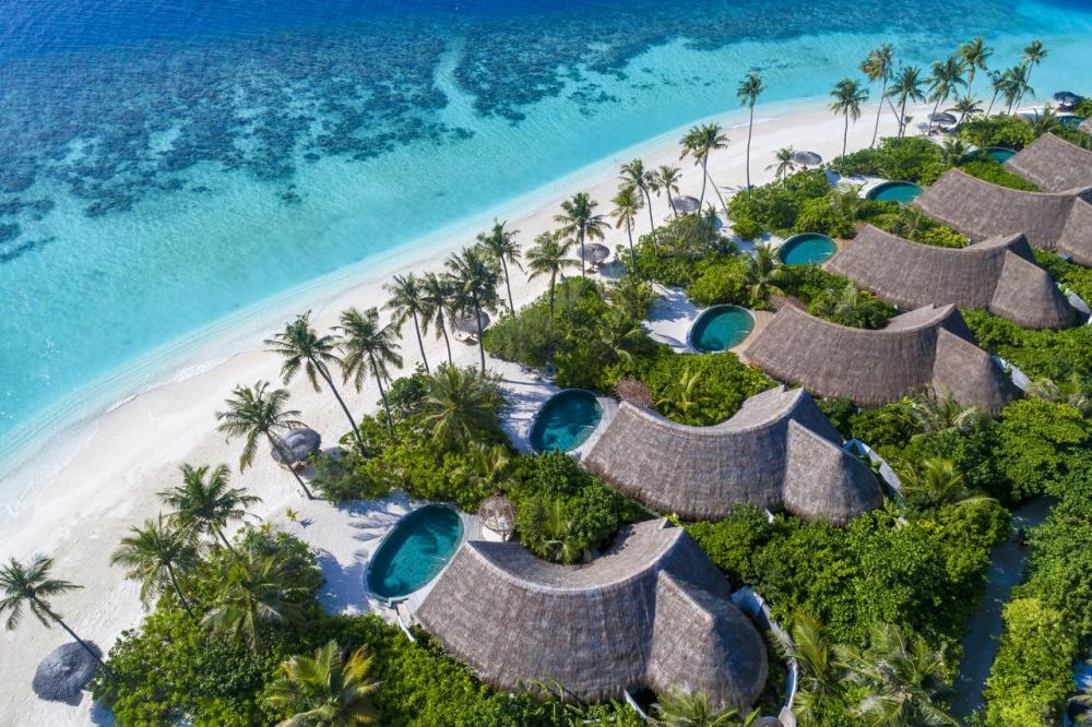 Hotel with private pool - Milaidhoo Island Maldives
