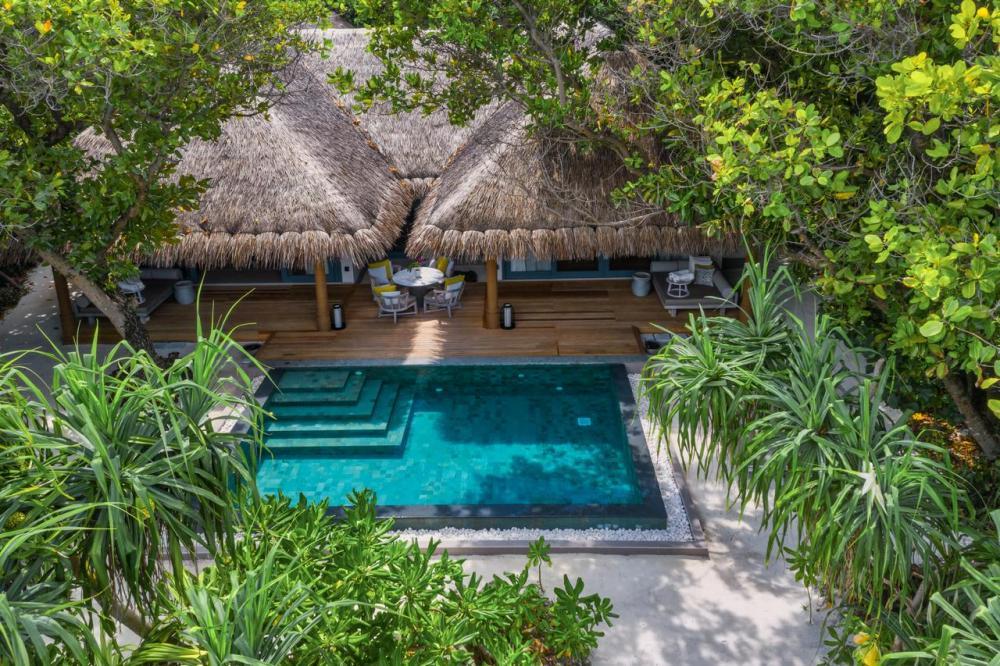 Hotel with private pool - Vakkaru Maldives