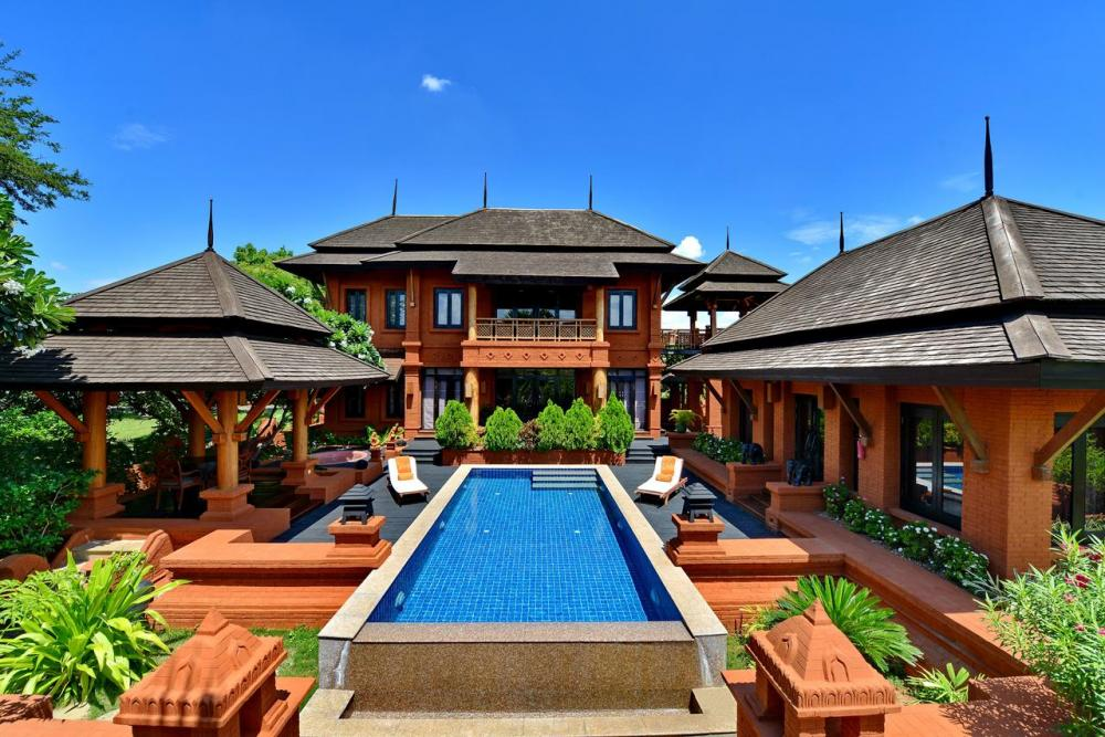 Hotel with private pool - Aureum Palace Hotel & Resort Bagan