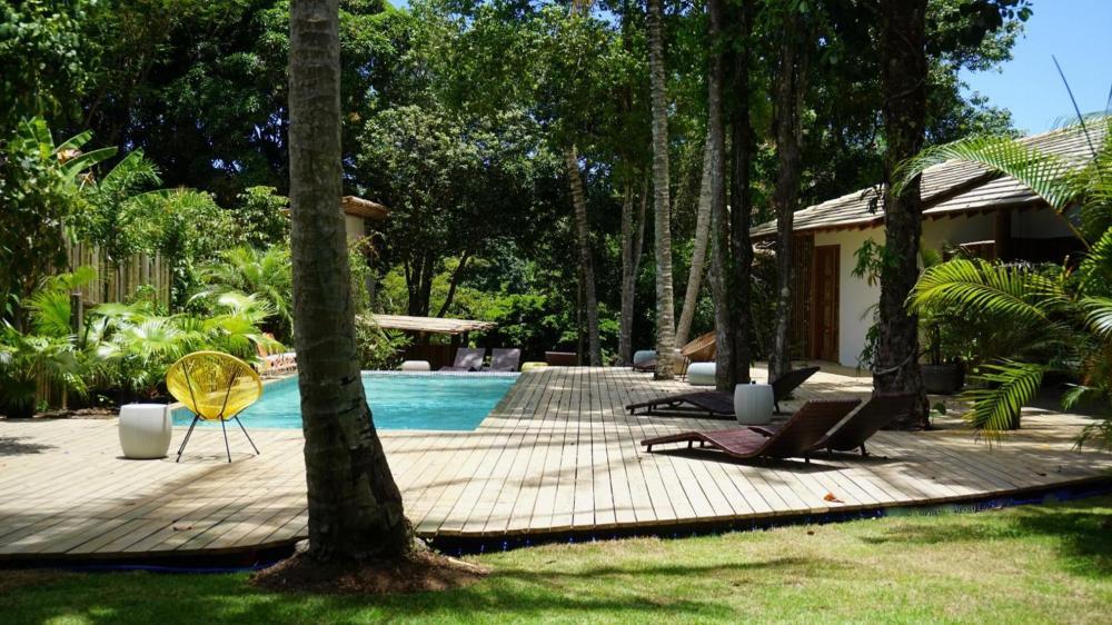 Hotel with private pool - Soleluna Casa Pousada
