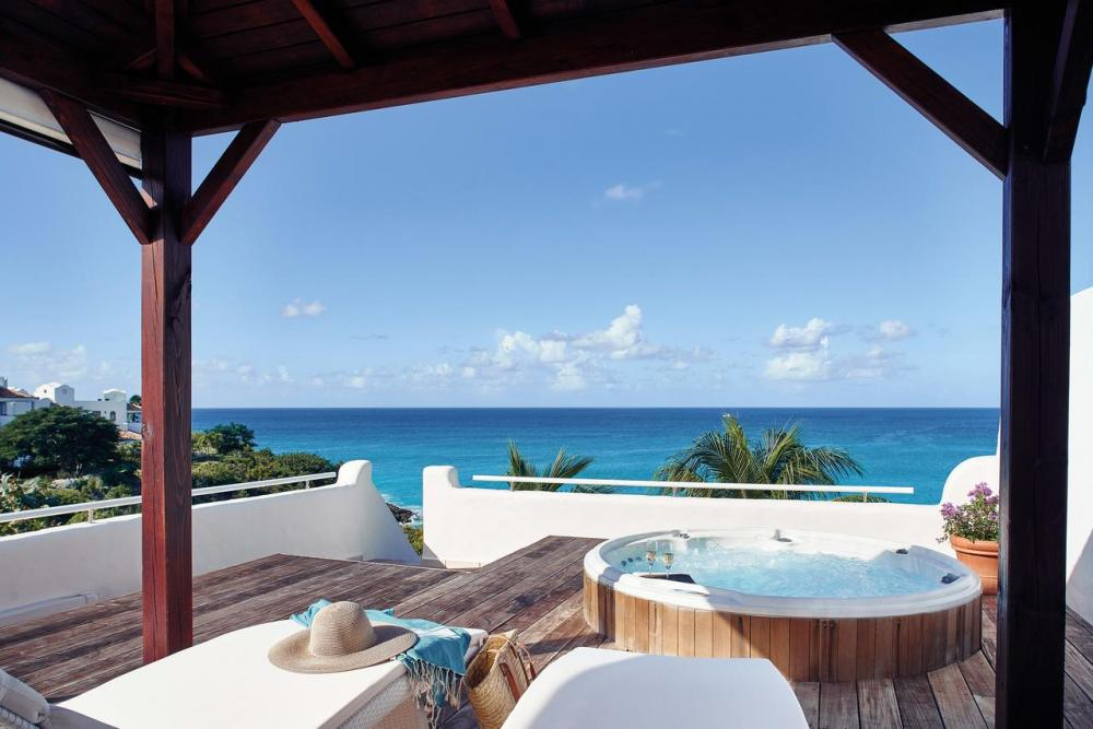 Hotel with private pool - La Samanna, A Belmond Hotel, St Martin