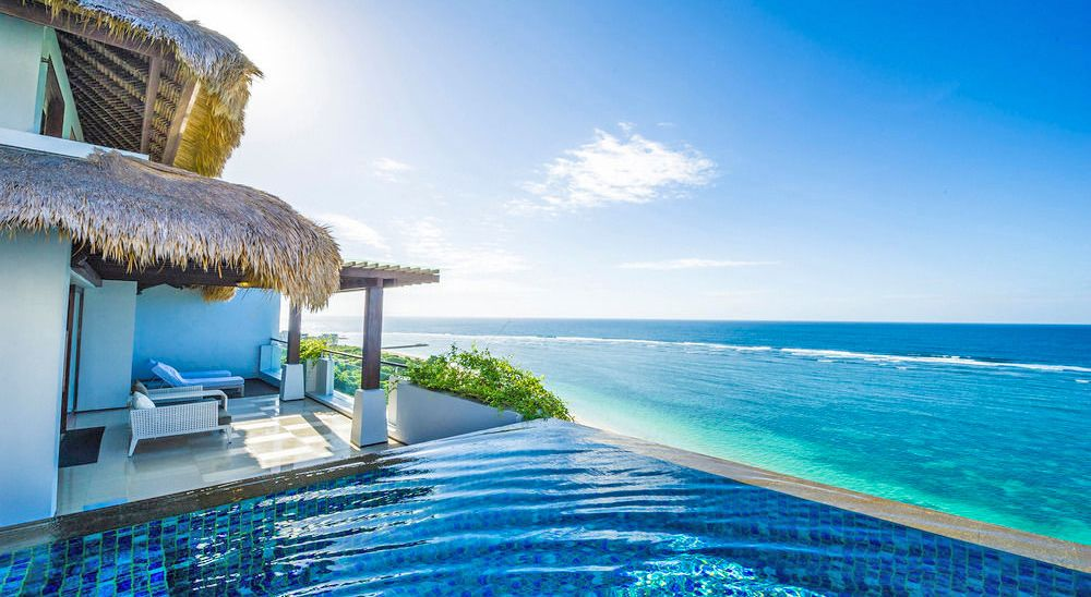 Hotel with private pool - Samabe Bali Suites & Villas