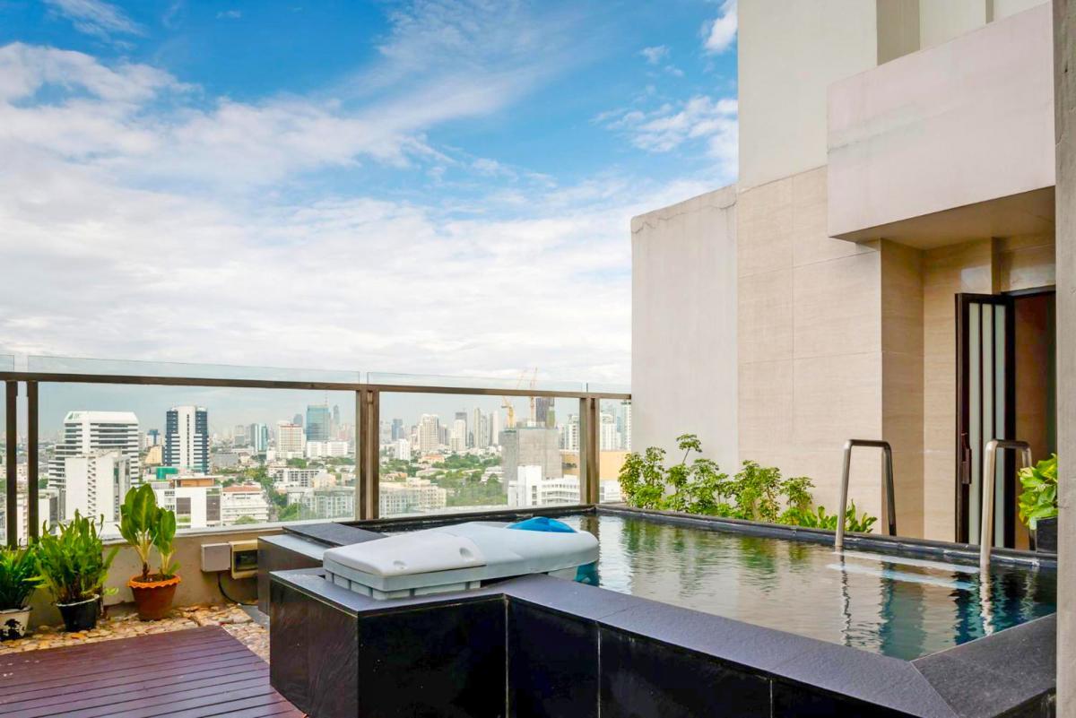 Hotel with private pool - Jasmine Resort Bangkok