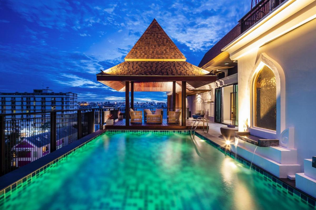 Hotel with private pool - The Grand Sala Thai