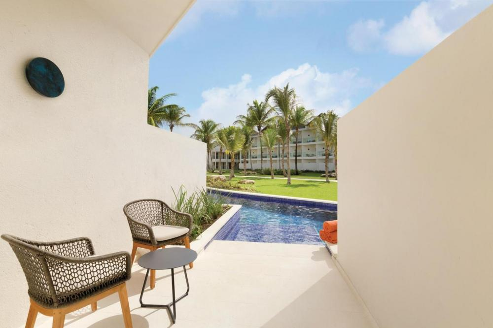 Hotel with private pool - Hilton La Romana All-Inclusive Resort & Water Park Punta Cana