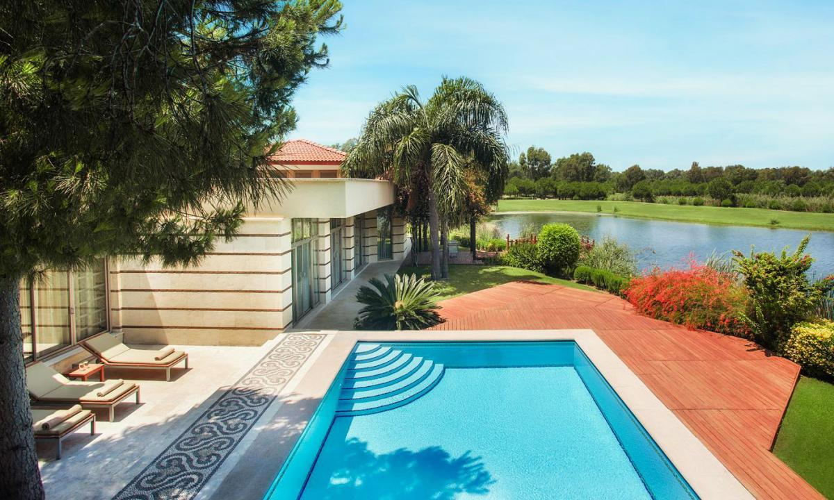 Hotel with private pool - Kempinski Hotel The Dome Belek Golf and Thalasso
