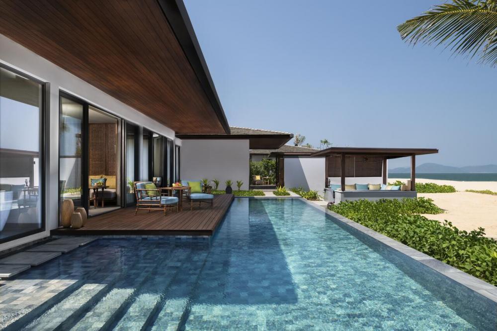 Hotel with private pool - Anantara Quy Nhon Villas