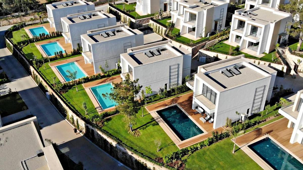 Hotel with private pool - Doora Bodrum Hotel