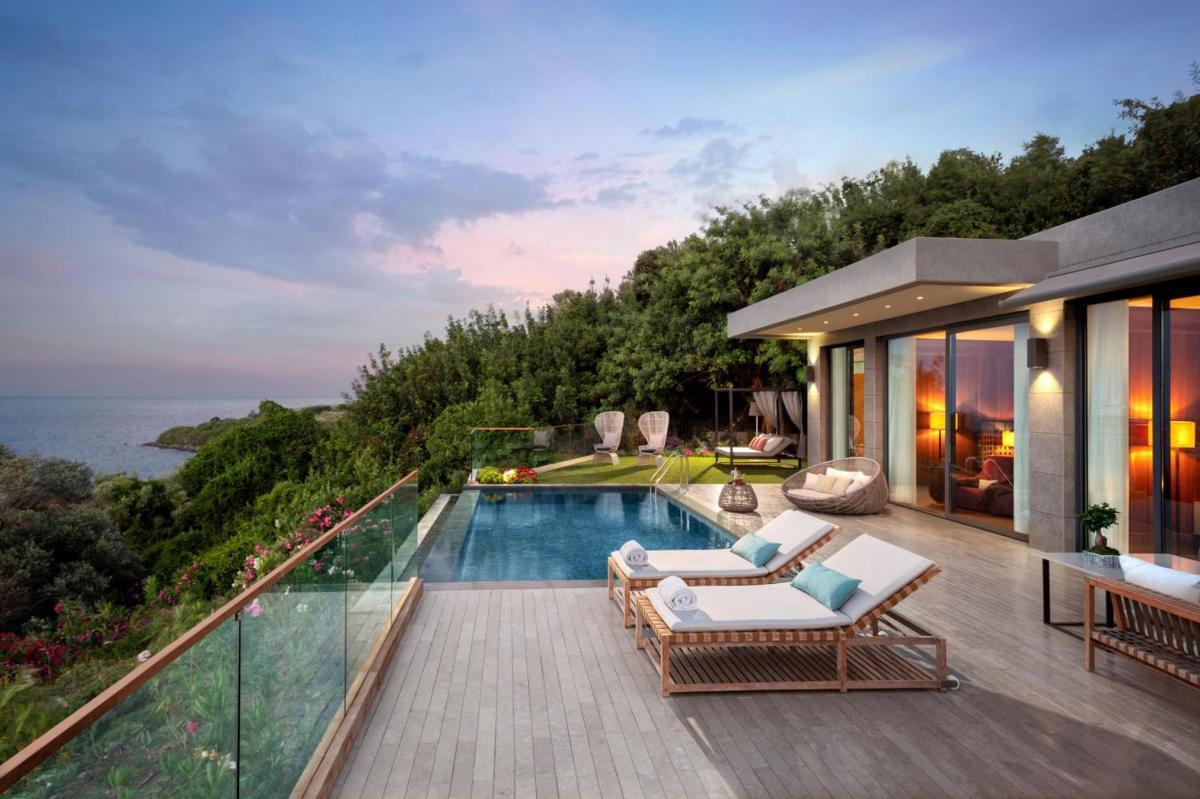 Hotel with private pool - Mandarin Oriental, Bodrum