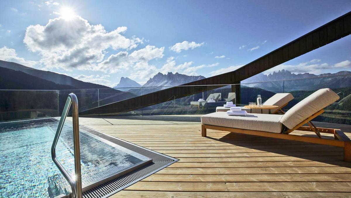 Hotel with private pool - Forestis Dolomites