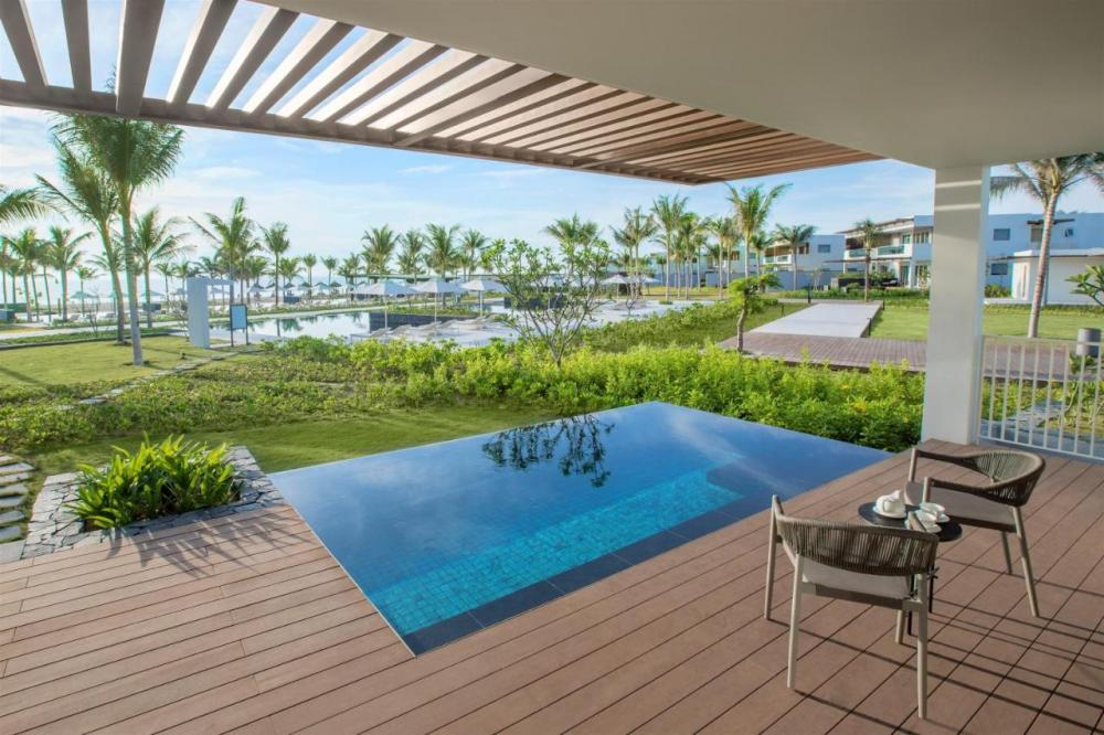 Hotel with private pool - Alma Resort Cam Ranh