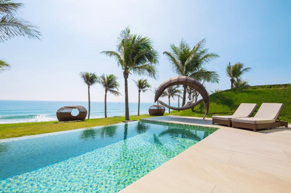Hotel with private pool - Fusion Resort Cam Ranh - All Spa Inclusive