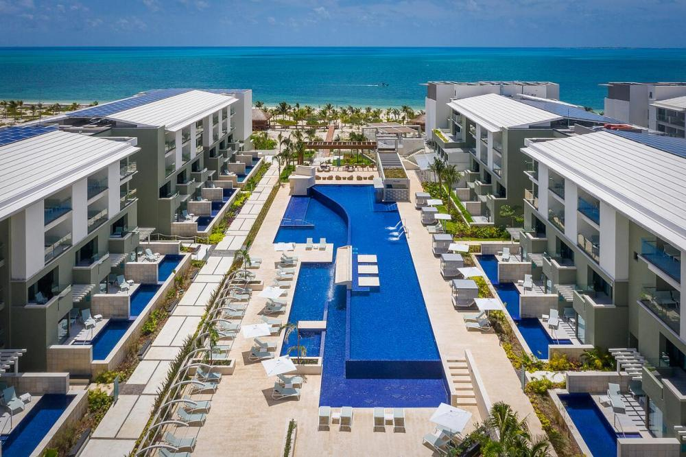 Hotel with private pool - Catalonia Costa Mujeres All Suites & Spa - All Inclusive