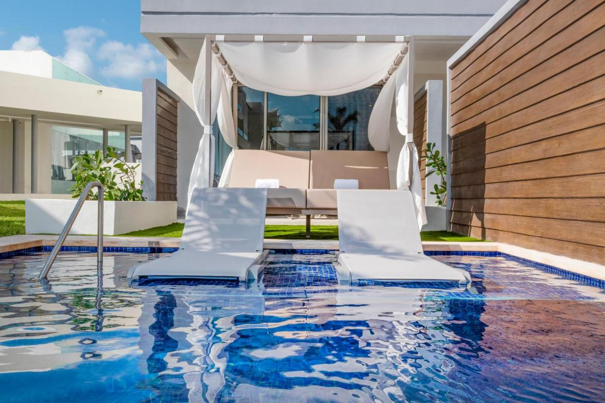 Hotel with private pool - Planet Hollywood Beach Resort Cancun - All Inclusive