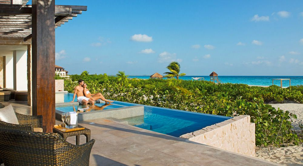 Luxury Hotel With Private Pool Suites Secrets Playa
