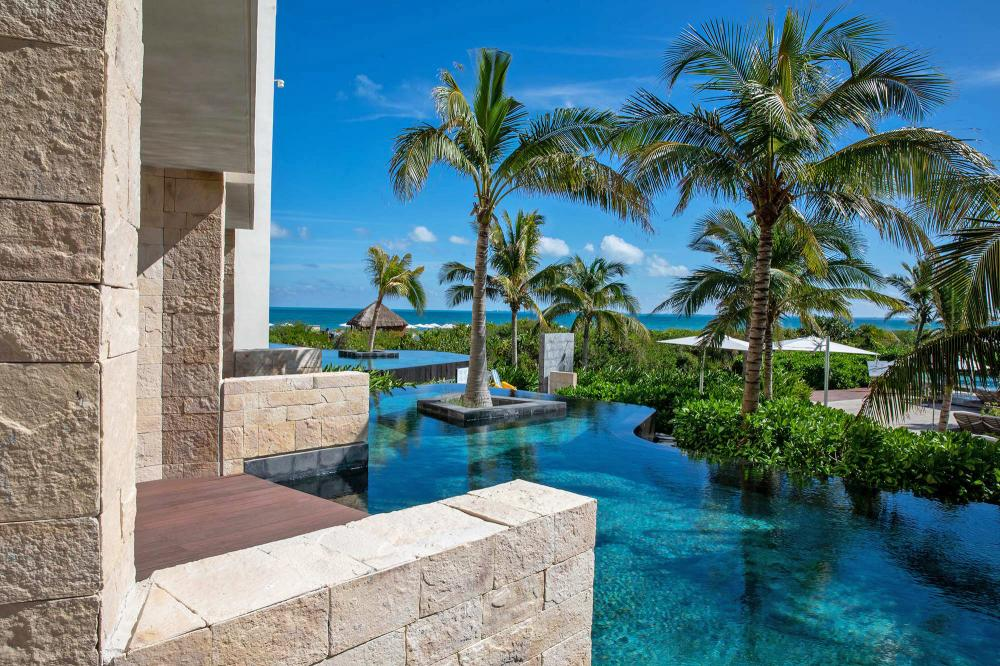 Hotel with private pool - TRS Coral Hotel - Adults Only - All Inclusive
