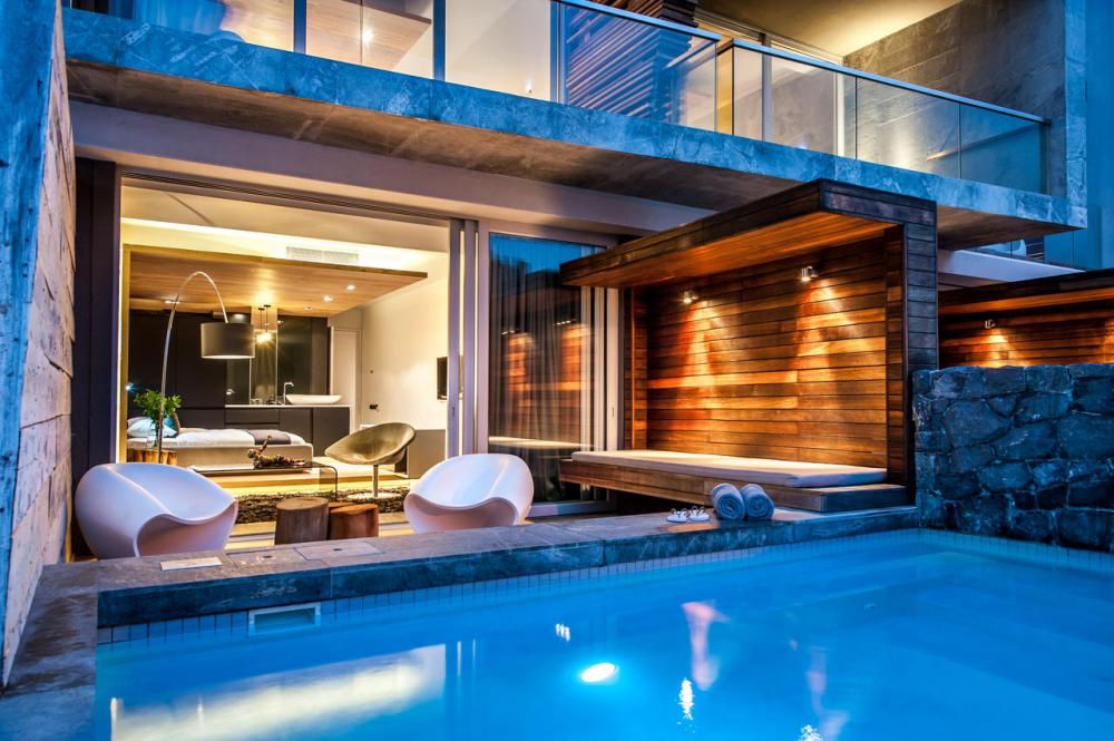 Hotel with private pool - POD Camps Bay