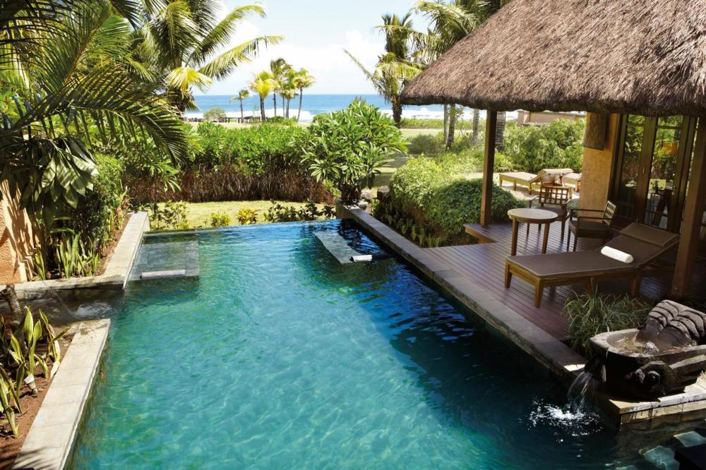 Hotel with private pool - Shanti Maurice Resort & Spa