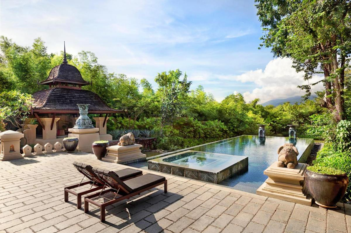 Hotel with private pool - Four Seasons Resort Chiang Mai
