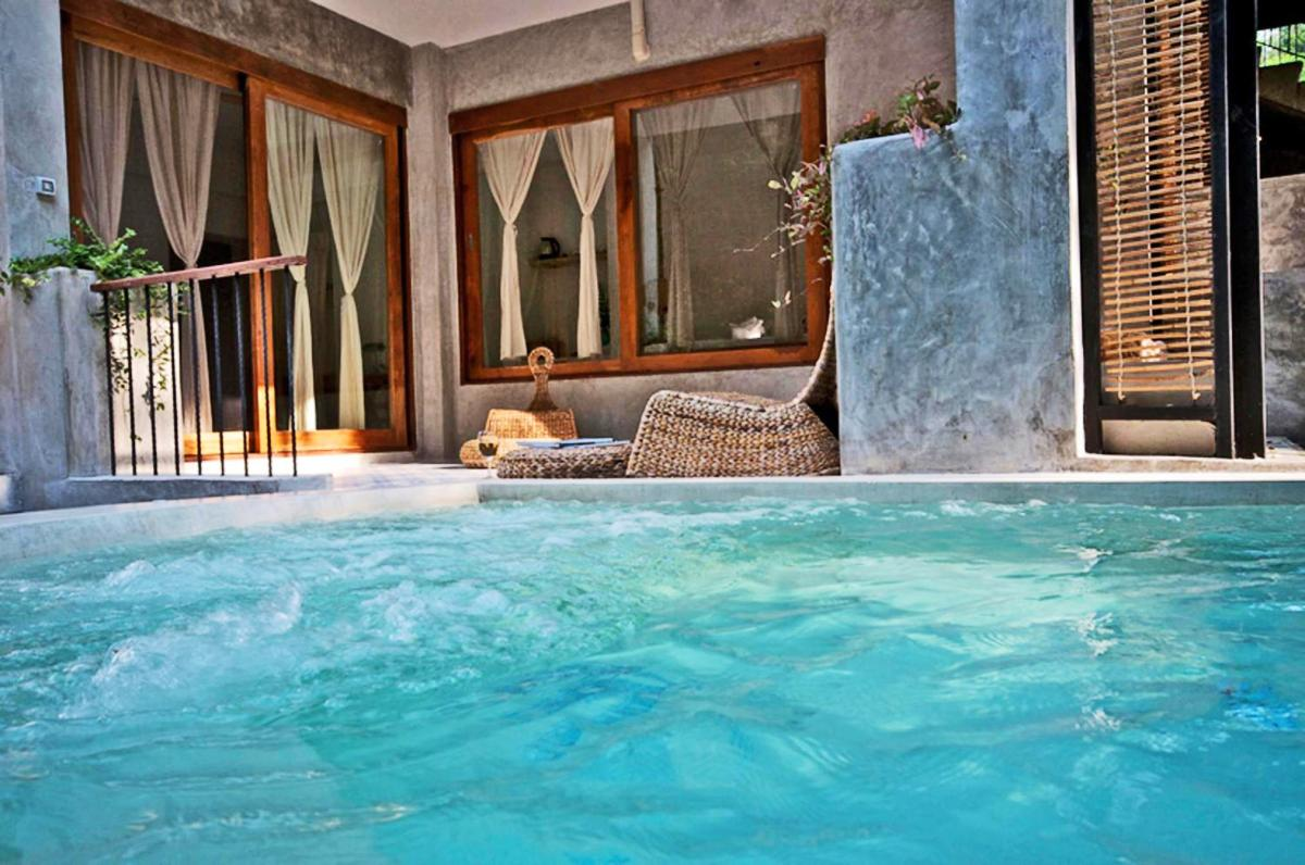 Hotel with private pool - Proud Phu Fah Hip & Green Resort