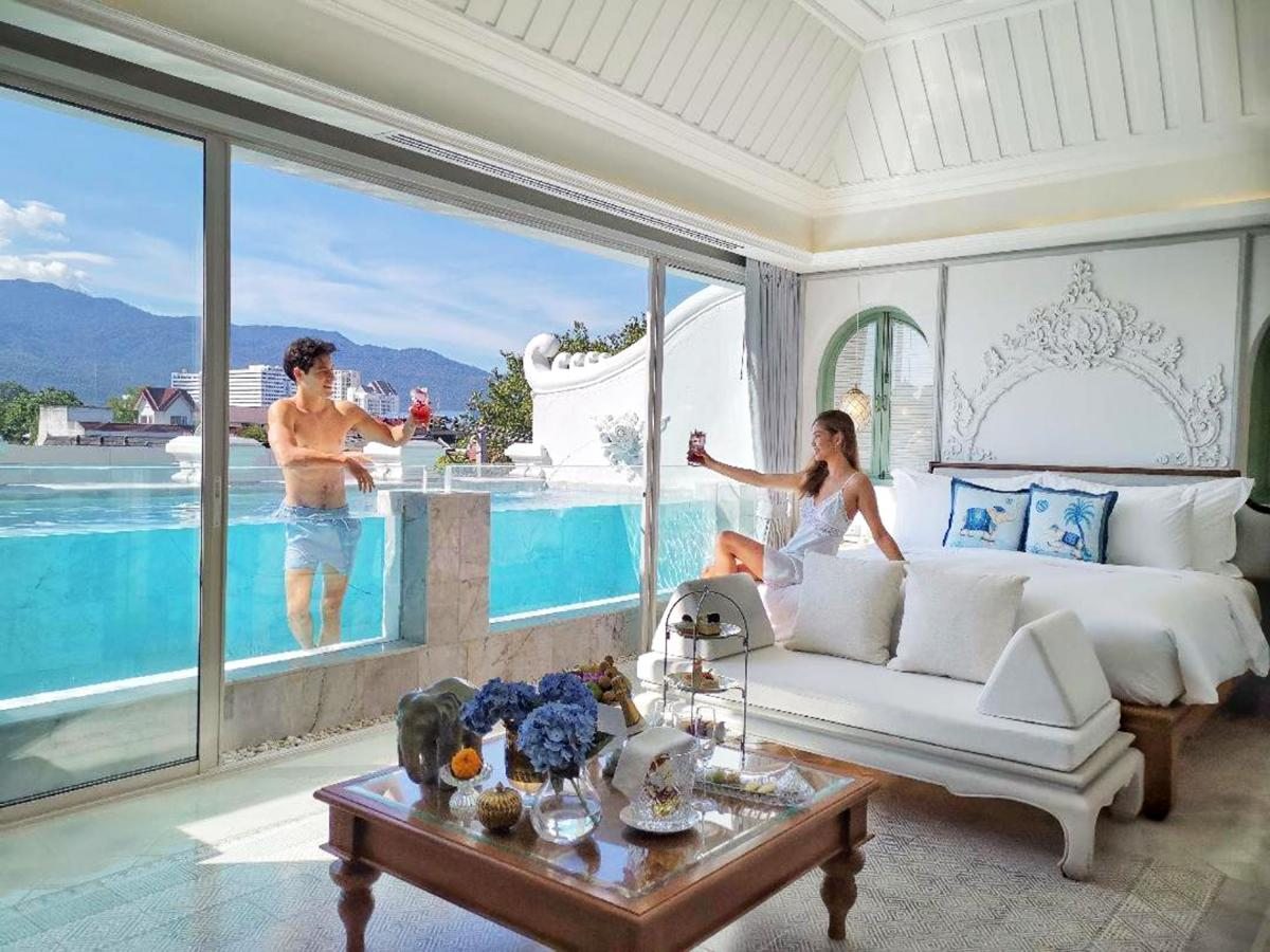 Hotel with private pool - The Inside House