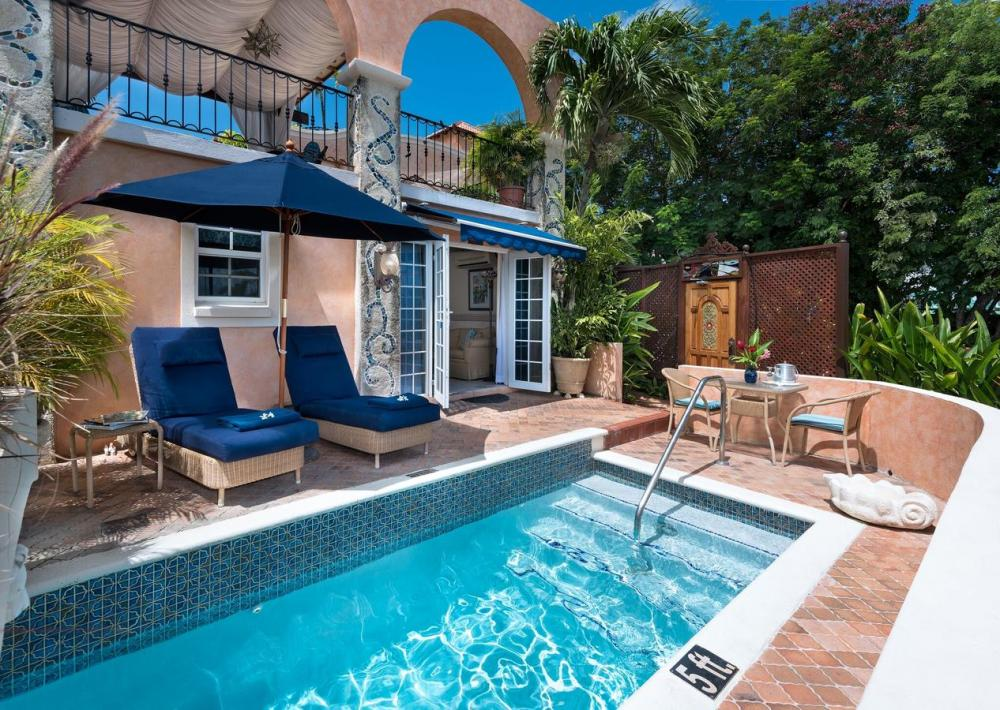 Hotel with private pool - Little Arches Boutique Hotel - Adults Only